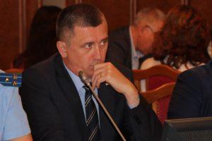 Андрей Колмаков ответил на вопросы депутатов