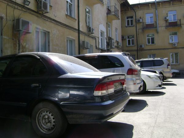 В числе лидеров автохлама — Новосибирская область