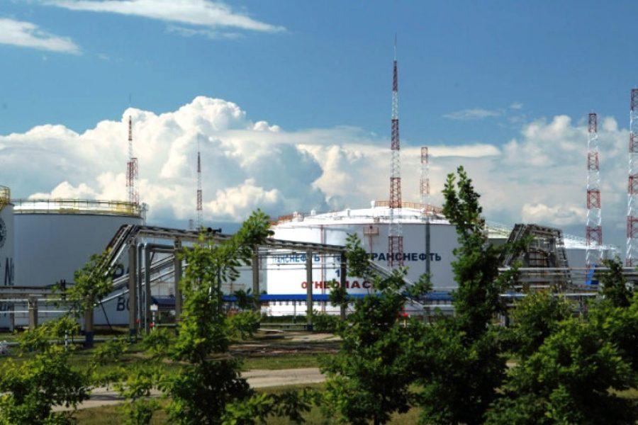 На наливной насосной станции «Сокур» модернизируют оборудование