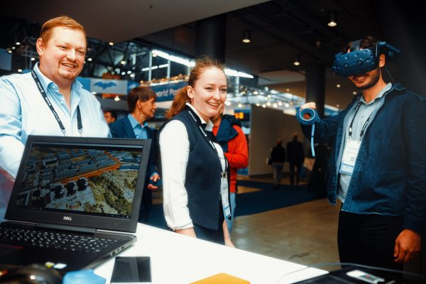 СГУГиТ представил свои разработки на международной выставке в Германии