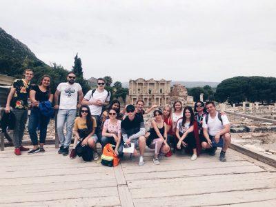 Студенты НГАУ теперь могут проходить летнюю практику в Турции