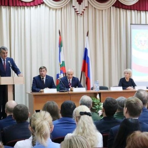В Новосибирске начал работу Кассационный военный суд