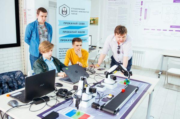 Руководство НГТУ НЭТИ учредило внутренний грант для участников конкурса «Лидеры России»