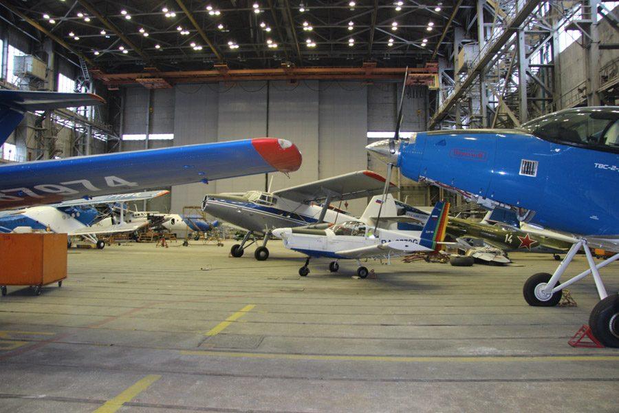 СибНИА завершил работу по двум проектам для малой авиации.