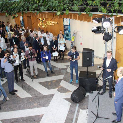 Площадки OpenBio-2019 собрали почти 1000 участников