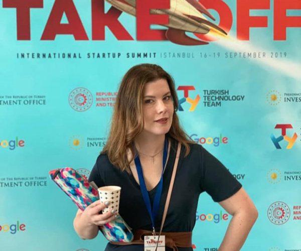 Стартап с новосибирским основателем вошёл в 15 лучших на международном технофоруме в Стамбуле