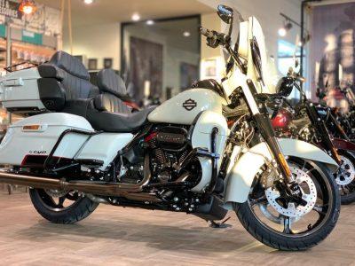 Harley-Davidson обогнал мотоциклы BMW в Новосибирской области