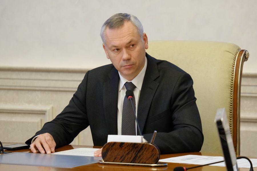Правительство Новосибирской области будет защищать интересы Чкаловского завода