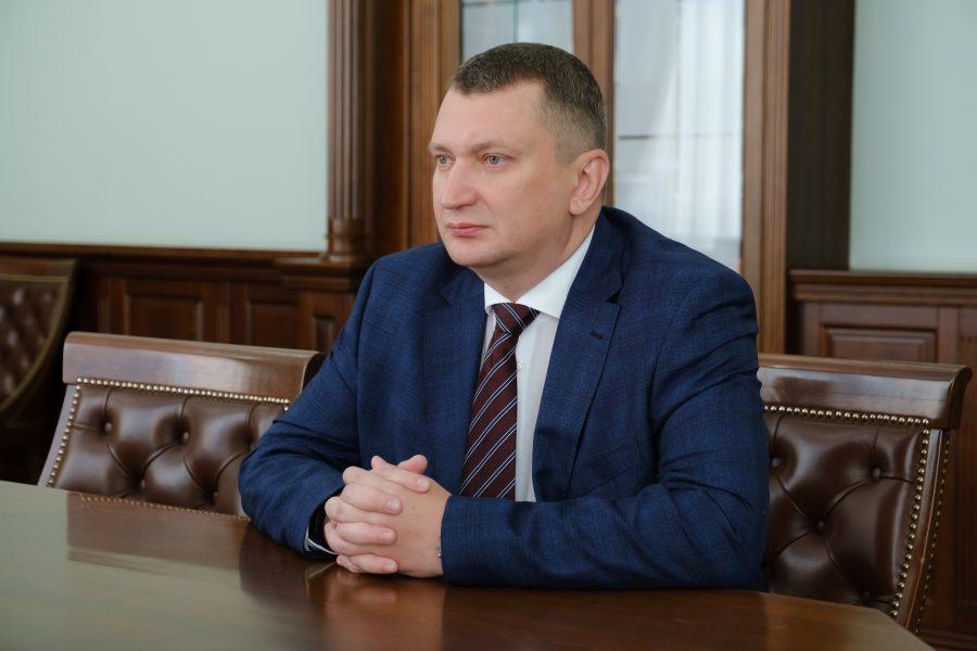 Начальником ГУ Минюста России по Новосибирской области назначен Дмитрий Павин