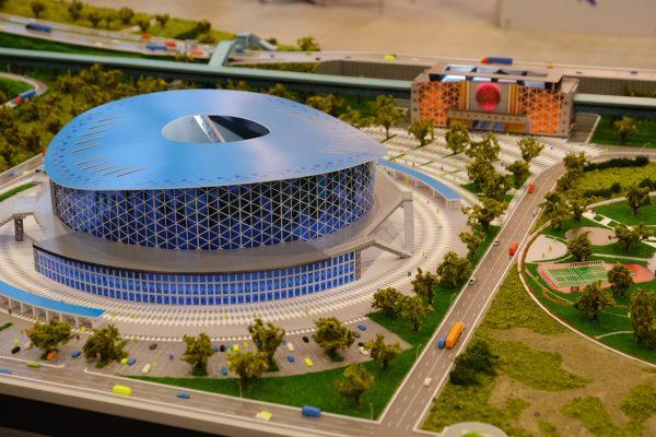 Регион получит дополнительно более 730 млн рублей на дорожные объекты Ледовой арены