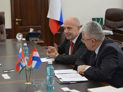 Хорватские бизнесмены заинтересовались инвестпроектами на территории Новосибирской области
