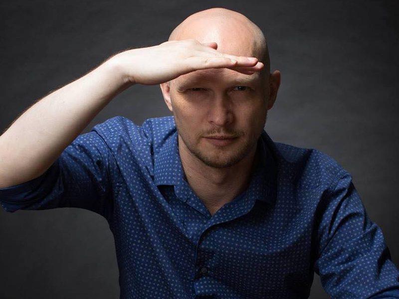 Джин Колесников, экспертPhiltechInitiative, сооснователь московского филиала Университета Сингулярности