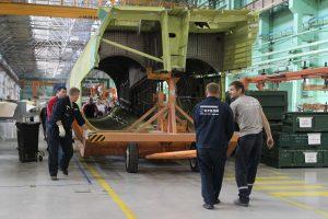 НАЗ им. В. П. Чкалова отправил два первых мотоотсека для нового бомбардировщика