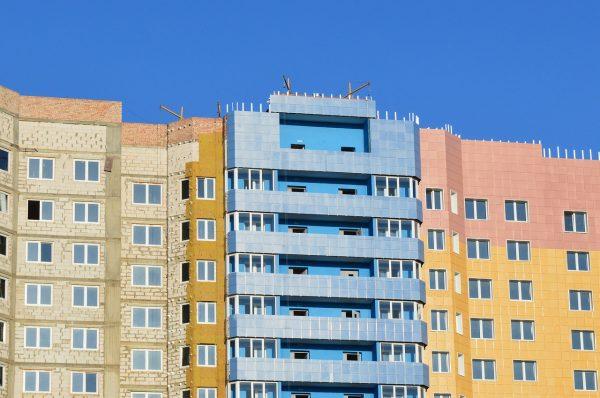За девять месяцев в Новосибирске сдано в эксплуатацию почти 565 тыс. кв. метров жилья