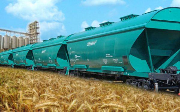 Новосибирская область начала отправлять продукцию АПК на экспорт во флекситанках