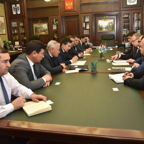Новосибирской области и Республика Узбекистан ищут новые ниши для сотрудничества