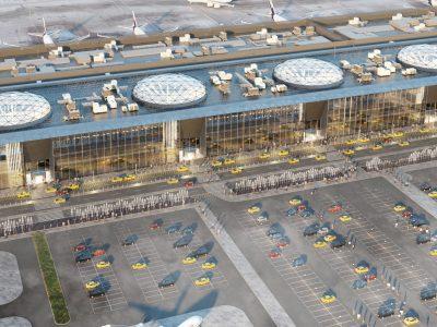 Генподрядчик реконструкции аэровокзала Толмачёво определится в январе 2020 года