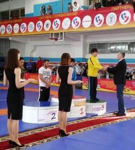 Банк Акцепт поддержал турнир по греко-римской борьбе в Алтайском крае