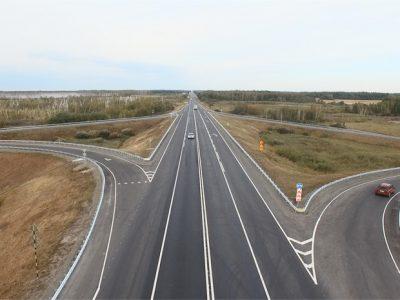 В Новосибирской области отремонтировали более 100 км федеральных дорог