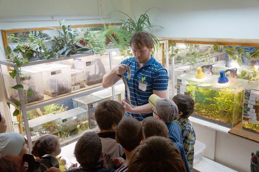 В Академгородке может появиться «Дарвиновский образовательный центр»
