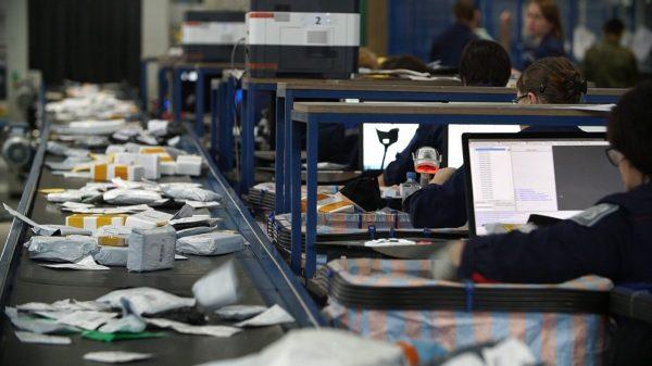 Новосибирский почтовый таможенный пост переходит в автоматический режим