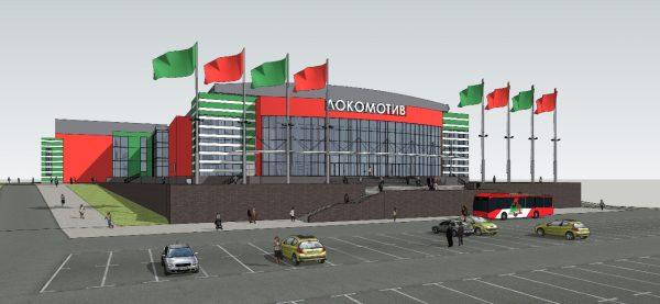 СГК подключит к ТЭЦ-5 новый центр волейбола в Новосибирске