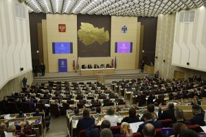 Региональное руководство ЕР потеряло двух сенаторов и одного министра