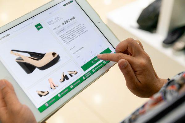 В магазинах «Обуви России» откроются пункты выдачи заказов Почты России