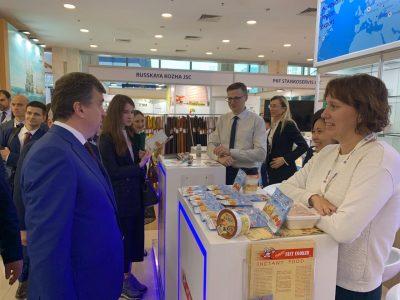 Новосибирские экспортеры участвуют в международных выставках