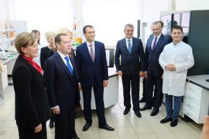 Новосибирские научные учреждения будут участвовать в создании центров геномных исследований мирового уровня
