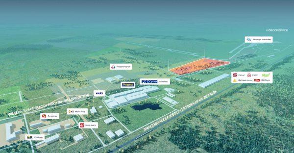 Рядом с ПЛП появится новый частный индустриальный парк