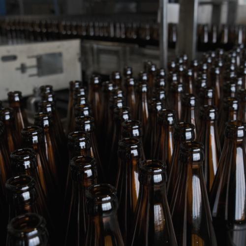 Индустриальный парк «ЭКРАН» увеличил выпуск стеклотары на 25%