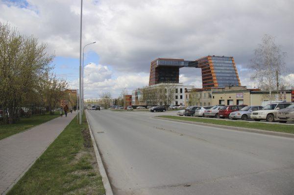 В «Наукополисе» предложено создать застекленные улицы и рекреационные пространства