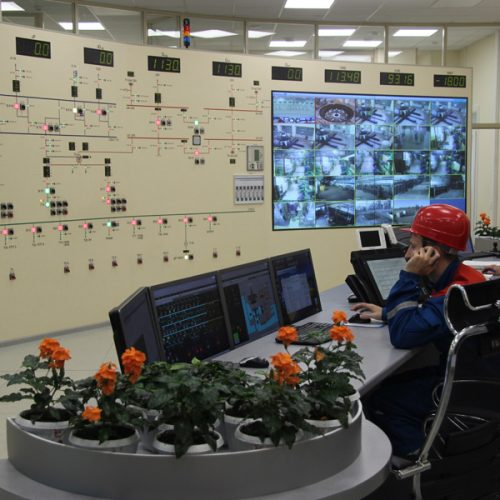 Новосибирская ГЭС обновила «мозговой центр»