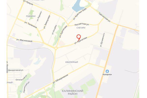 Банк ДОМ.РФ предоставил проектное финансирование для строительства ЖК по ул Курчатова