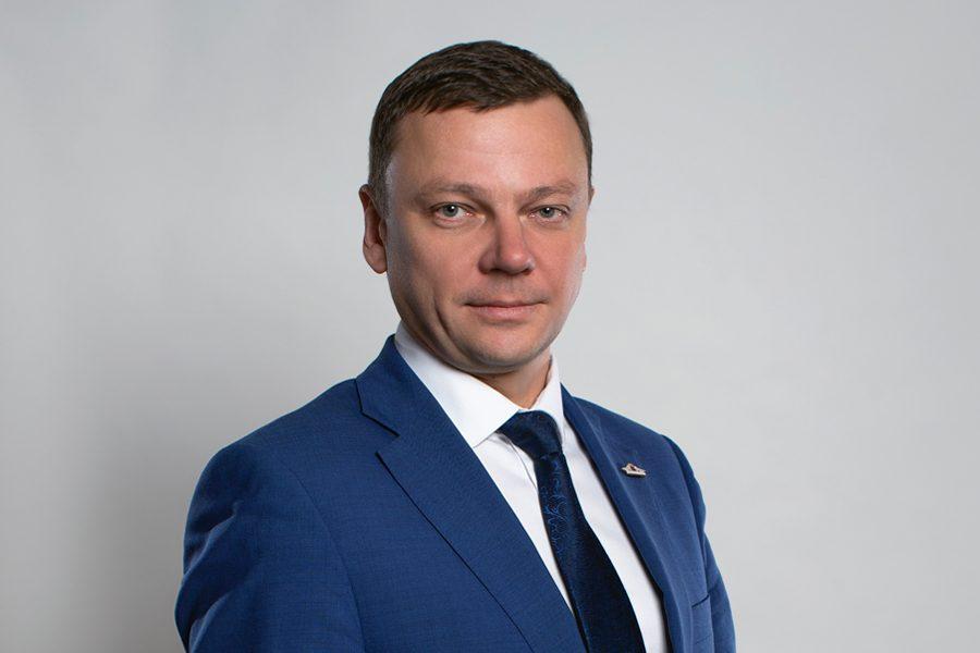 В Новосибирском филиале «Росгосстраха» новый руководитель