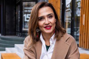 Анна Сидевич, соучредитель кейтеринговой компании «Кейтеринг от Анны Сидевич», вице-президент по кейтерингу СибФРИО, член интернациональной ассоциации кейтерье ICA: