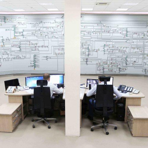 «РЭС» усилило контроль за электроснабжением перед новогодними праздниками