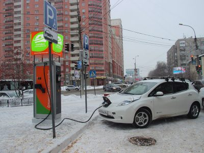 Электрозаправки перешли в фазу тиражирования