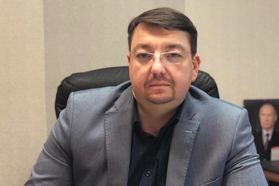 Виктор Карбовский назначен директором фонда развития промышленности региона