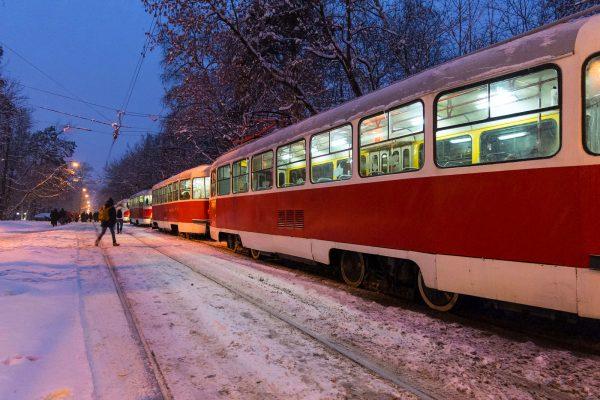 Аукцион по содержанию трамвайных путей объявлен в Новосибирске