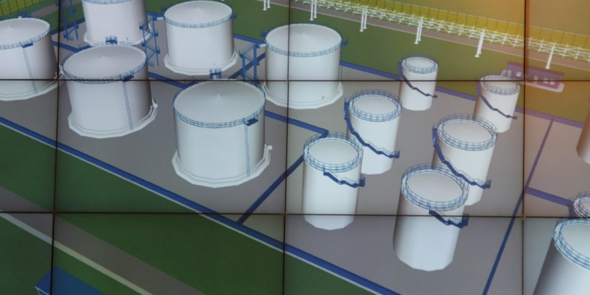 «Стандарт Ойл» построит в Коченеве терминал