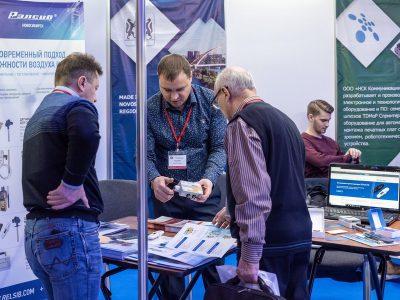 Предприятия Новосибирской области представили свои разработки на международной выставке «Электроника—Урал 2019».