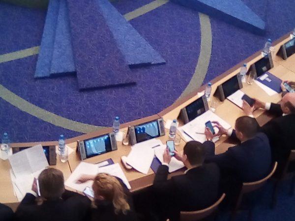 Депутаты недовольны неподобающим поведением чиновников мэрии