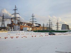 Трубы новосибирской ТЭЦ-4 станут выше