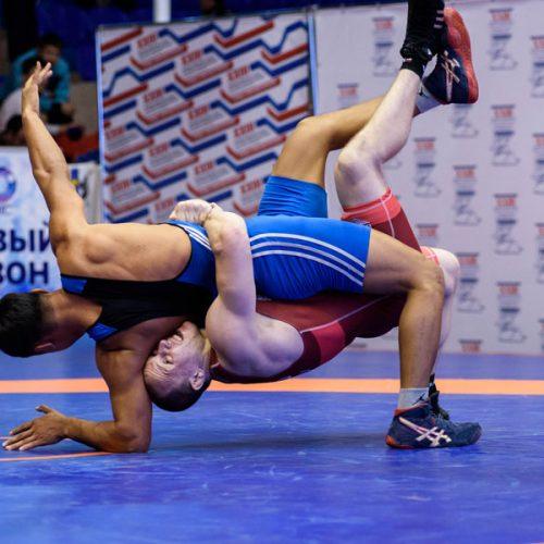 В Новосибирской области пройдет чемпионат России по греко-римской борьбе