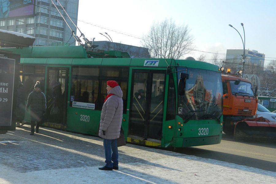 Новосибирск хочет обновить подвижной состав в рамках БКАД