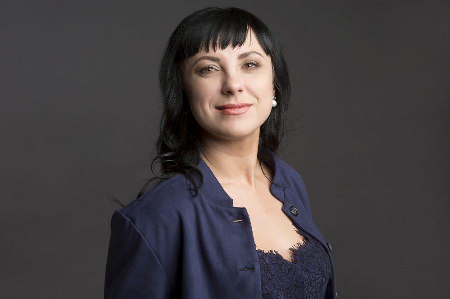 Наталья Голубева, директор сети офисов Райффайзенбанка в Новосибирске