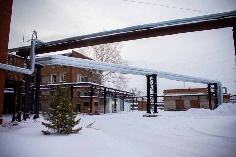 СГК реконструировала теплотрассу 1940-х годов на территории ТЭЦ-3