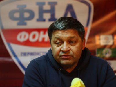 Главным тренером ФК «Новосибирск» назначен Сергей Кирсанов